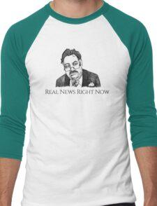 R. Hobbus, JD: Signature Collection Men's Baseball ¾ T-Shirt