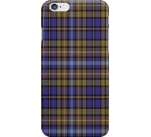 02707 Dutchess County, New York Fashion Tartan  iPhone Case/Skin