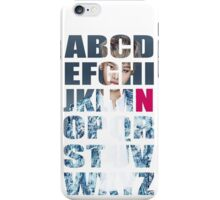 He is N iPhone Case/Skin