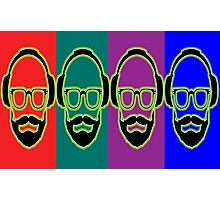 HIPSTER DJ Photographic Print