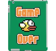 Flappy Bird Game Over iPad Case/Skin