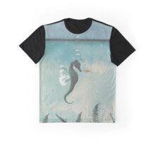Playful seahorses Graphic T-Shirt