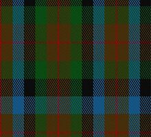 02702 Tennant #2 Clan/Family Tartan  by Detnecs2013