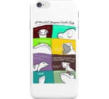 If Bearded Dragons Could Talk iPhone Case/Skin