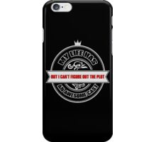 My Life iPhone Case/Skin