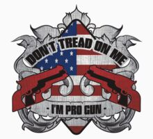 Don't Tread On Me by creepyjoe