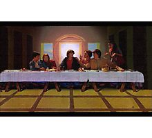 The Final Supper, That '70s Show Photographic Print