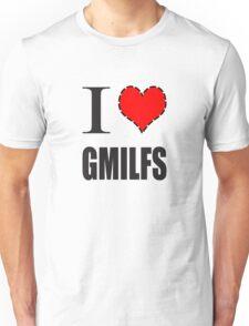 I Heart GMILFS Unisex T-Shirt