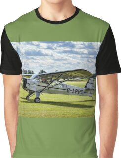Auster 6A Tugmaster G-APRO Graphic T-Shirt
