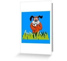 DH Doggeh Greeting Card