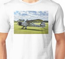 Auster 6A Tugmaster G-APRO Unisex T-Shirt
