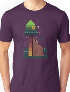 Bears and the Bees Unisex T-Shirt
