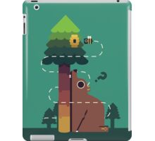 Bears and the Bees iPad Case/Skin