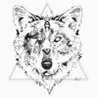 Wolf by Madison Cowles
