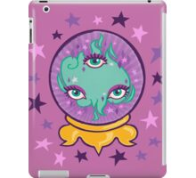 Crystal Ball Call Pattern iPad Case/Skin