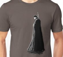 The Black Swordsman Unisex T-Shirt