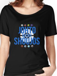 Johto Before Shoujos (White) Women's Relaxed Fit T-Shirt