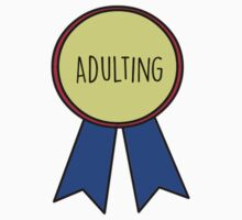 1st Place Adulting Kids Tee