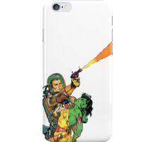 Man O Mars iPhone Case/Skin