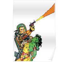 Man O Mars Poster