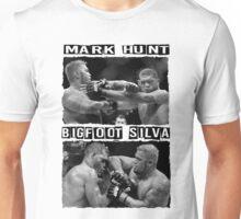 Mark Hunt Vs Bigfoot Silva Unisex T-Shirt