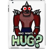 Gorpee Loves Hugs iPad Case/Skin