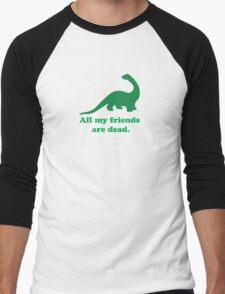 All My Friends Men's Baseball ¾ T-Shirt