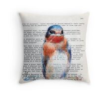 Barn Swallow  Throw Pillow