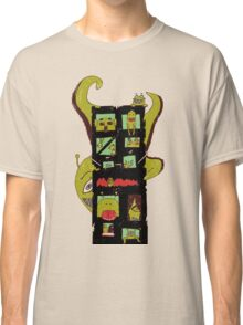 Monster Building by Lolita Tequila Classic T-Shirt