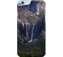 Bridalveil Falls from a Distance iPhone Case/Skin