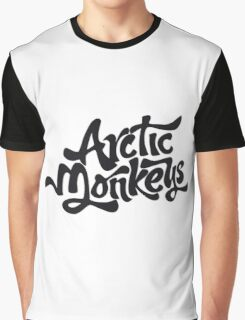 Arctic Monkeys Graphic T-Shirt