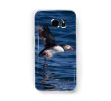 Puffin Take-off Samsung Galaxy Case/Skin