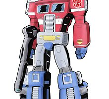 G1 Optimus Prime by steelhaven