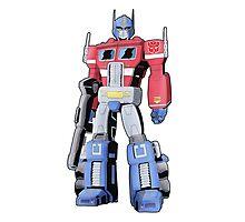 G1 Optimus Prime Photographic Print
