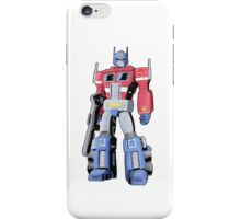 G1 Optimus Prime iPhone Case/Skin