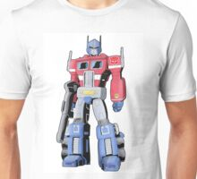 G1 Optimus Prime Unisex T-Shirt