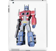 G1 Optimus Prime iPad Case/Skin