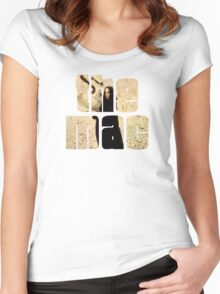 The Mac - The Pious Bird of Good Omen (Fleetwod Mac) Women's Fitted Scoop T-Shirt