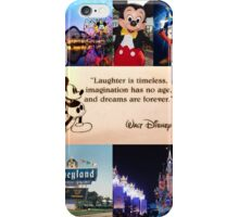 Disneyland iPhone Case/Skin