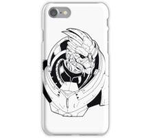 Mass Effect Garrus iPhone Case/Skin