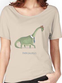 Papasaurus Women's Relaxed Fit T-Shirt