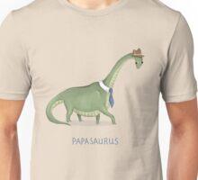 Papasaurus Unisex T-Shirt