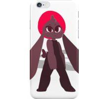 red bunny ninja iPhone Case/Skin