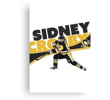 SIDNEY CROSBY | PITTSBURGH PENGUINS | CHAMPIONS | 2016 Canvas Print