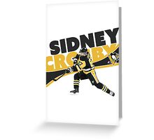 SIDNEY CROSBY | PITTSBURGH PENGUINS | CHAMPIONS | 2016 Greeting Card