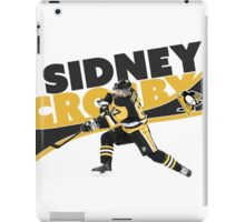 SIDNEY CROSBY | PITTSBURGH PENGUINS | CHAMPIONS | 2016 iPad Case/Skin
