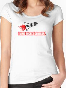 I'm No Rocket Surgeon Women's Fitted Scoop T-Shirt