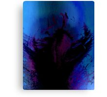 A Woman's Essence Canvas Print