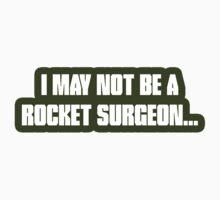 Rocket Surgeon Baby Tee