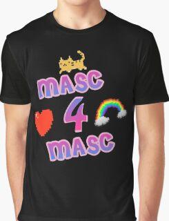 Masc4Masc Graphic T-Shirt